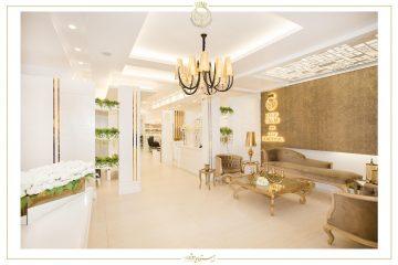 آرایشگاه و سالن زیبایی فرارا مشهد