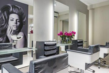 آرایشگاه و سالن زیبایی چهره پردازان مشهد