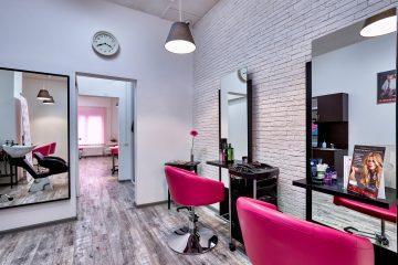 نرخنامه آرایشگاه زنانه و سالن زیبایی مشهد