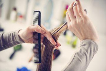 آرایشگر مو